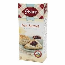 fisher fair scone mix - 6