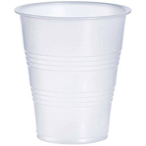 Dart Conex Galaxy 7 oz. Translucent Plastic Cold Cup, Pack of 100