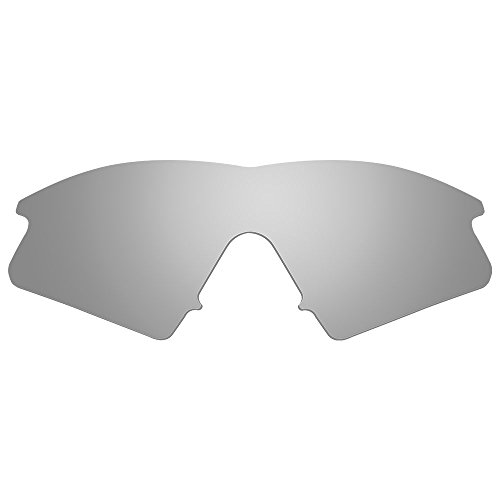Galleon - 3 Pairs Polarized Lenses For Oakley M Frame Sweep Titanium ...