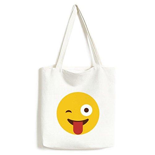 Blink Smile amarillo Cute Lovely Chat en Línea Emoji ...