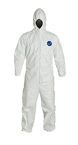 Tyvek Disposable Suit by