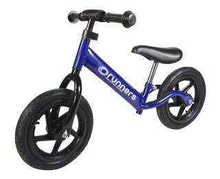 Runners-Bike Speeders 'A Series' Blue Balance Bike