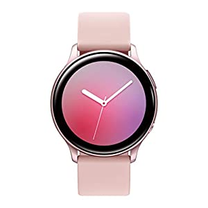 SAMSUNG Galaxy Watch Active2 (40mm, Pink Gold) (Renewed)