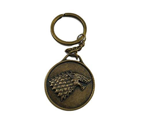 WoloShop Llavero Medallón Juego de Tronos Game of Thrones ...