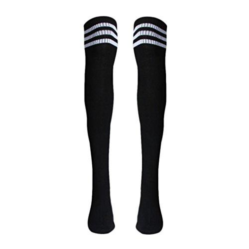 DDLBiz Thigh Socks Girls Football