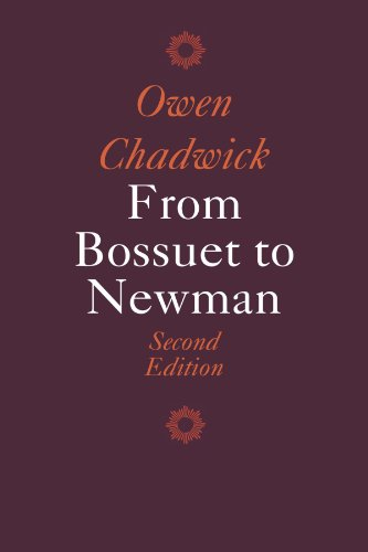 From Bossuet to Newman (Cambridge Paperback Library)