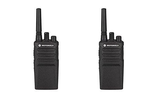 2 Pack of Motorola RMU2080 Business Two-Way Radio 2 Watts/8 Channels Military Spec VOX by Motorola