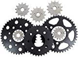 Honda Front Sprocket TLR 200 Reflex 1986-1987 Front 44 Tooth For 520-96 Chain Street Motorcycle/Scooter Part# 55-32813