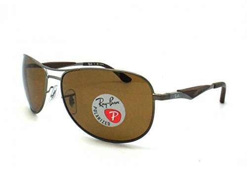 Gafas de sol Mixta Ray Ban gris RB 3519 029/83 59/15: Amazon ...