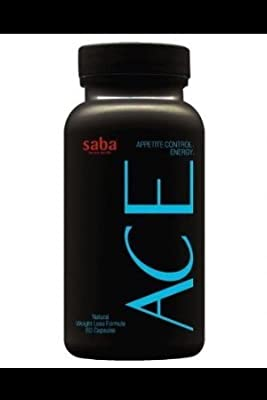 2 SABA ACE Weight loss 60 count Only at Supplement Addict from SABA