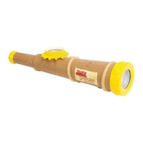 Nceonshop(TM) Just Play Jake and The Neverland Pirates Treasure Telescope New -
