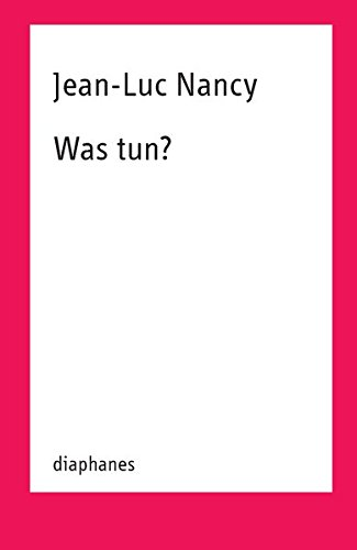 Was tun? (TransPositionen)