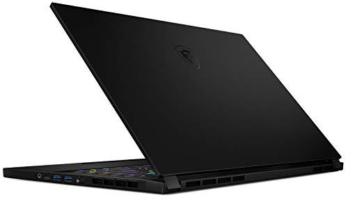 "MSI GS66 Stealth 10SE-442 (i7-10875H, 16GB RAM, 512GB NVMe SSD, RTX 2060 6GB, 15.6"" Full HD 240Hz 3ms, Windows 10 Pro) VR Ready Gaming Notebook"