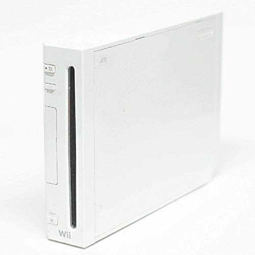 Replacement White Nintendo Wii Console - No Cables Or Accessories  (Renewed)