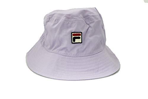 Fila Mens Heritage Nylon Bucket Hat (Lilac) ()