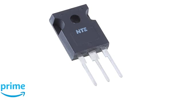 60 mA Gate Trigger Current NTE Electronics NTE5538 Silicon Controlled Rectifier 50 Amps RMS On-State Current 800V Peak Forward//Reverse Blocking Voltage TO-218 Isolated Case