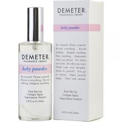 Demeter by Demeter Baby Powder Cologne Spray 4 oz