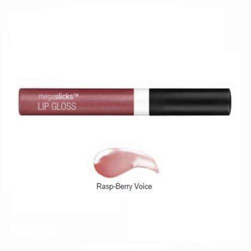 3 Pack Wet n Wild MegaSlicks Lip Gloss 553C Rasp-berry Voice