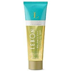 Lebon Rhythm is Love (Ylang Ylang + Mint) Organic Toothpaste - 25 ml