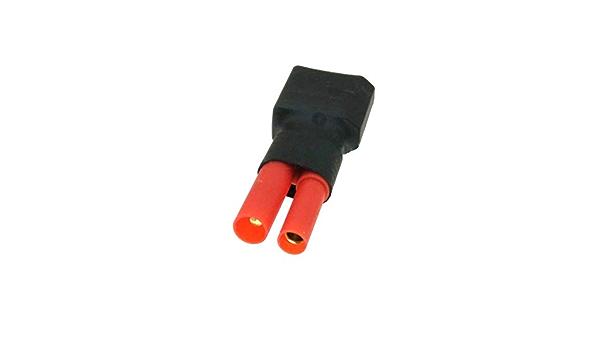 Adaptateur Connecteur 4 Mm goldsteckverbinder//xt90 femelle
