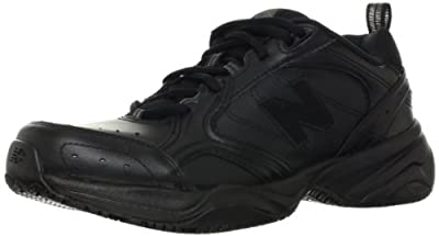 Balance Men's MX626 Slip Resistant Cross-Training Shoe from New Balance