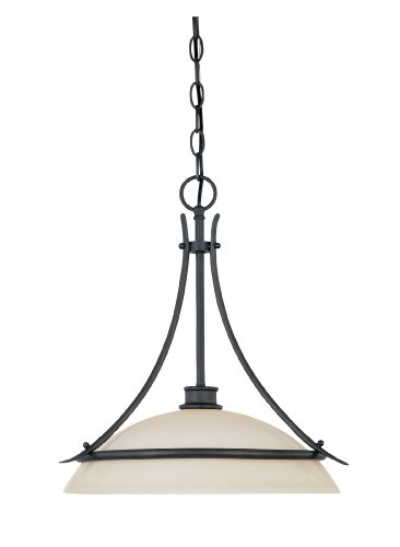 Designers Fountain 96932-ORB Montego Down Pendant, Oil Rubbed Bronze
