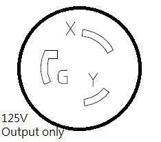 l6 15 wiring diagram database L6 -15 Female Diagram amazon parkworld 885248 adapter cord 15 regular 5 15 plug nema l6 15 plug l6 15