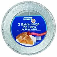 Pactiv/E Z Foil 90810 Extra Large Pie Pan (Pack of 12)