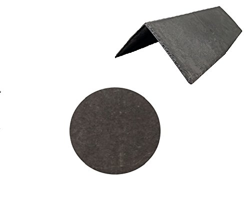 Tapo Slate Ridge Cap 5 Pack - Various Colours Available (Pewter Grey) Tapco Slate