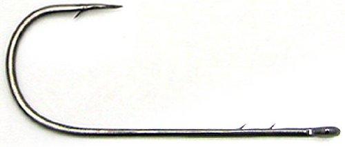 Owner American Straight Shank Wide Gap Hook (5-Pack), 5/0