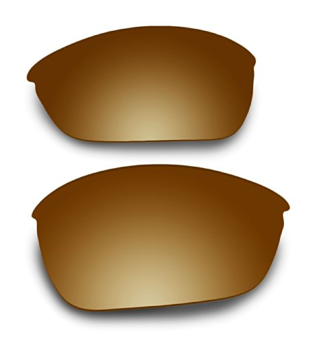 FUSE Lenses for Oakley Bottle Cap Bronze Mirror Tint Lenses