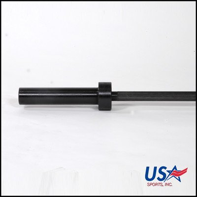 60″ Olympic Bar in Black