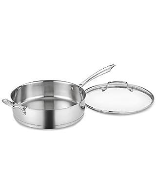 Cuisinart Professional Series 6Qt Saute Pan