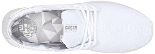 Etnies Scout White Donna Bianco 954 da Print W's Ginnastica Scarpe rrw8qp