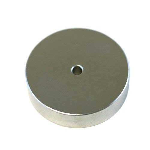 "Applied Magnets 2"" x 1/2"" with 3/16"" Hole Grade N42 for sale  Delivered anywhere in USA"