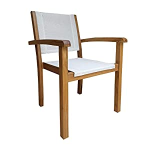 31K0xanIB0L._SS300_ Teak Dining Chairs & Outdoor Teak Chairs