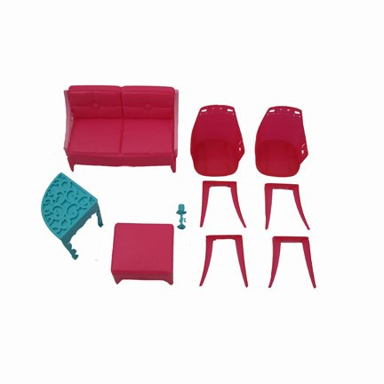 barbie-dream-house-replacement-furniture-couch-chairs-stool-candlestick