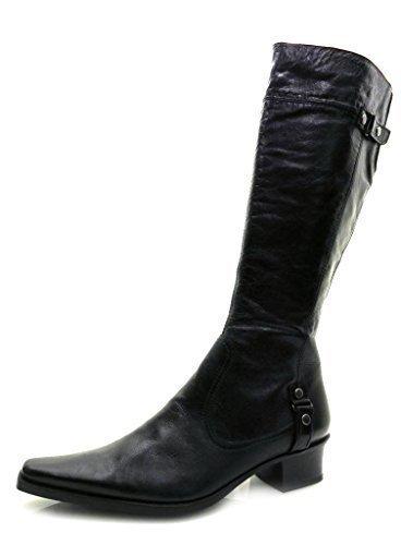 Black Ladies Boots Lamica Women's Shoes 0w4C8q