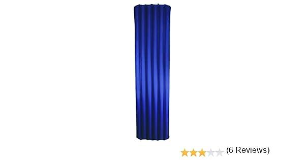 Highlander - Colchón de acampada hinchable, 800 gramos, 180 x 80 x 11 cm, color azul