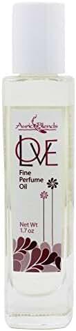 Auric Blends Love Perfume Oil 1.7 Ounce