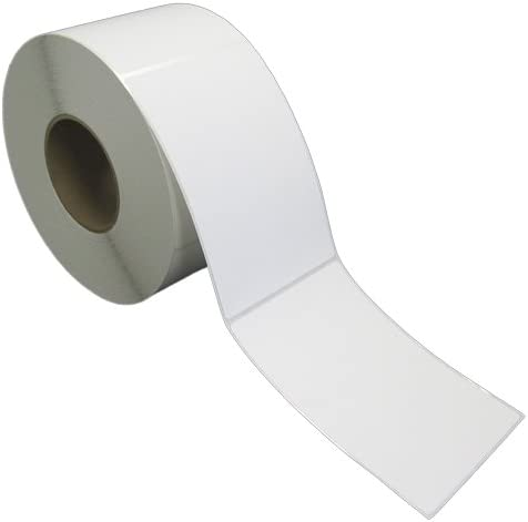 """450 per roll 1800 labels 4 Rollsx 4/"""" x 6/"""" Direct Thermal Shipping Labels"""