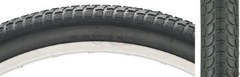 Kenda K927 Cruiser Tire 26 x 2.125 Black/Black Steel by Kenda