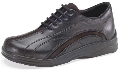 Ariya Casual Walker - Aetrex Women's Ariya Casual Walker Oxford, 5.5 Medium