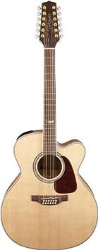 Takamine GJ72CE-12NAT Acoustic-Electric Guitar