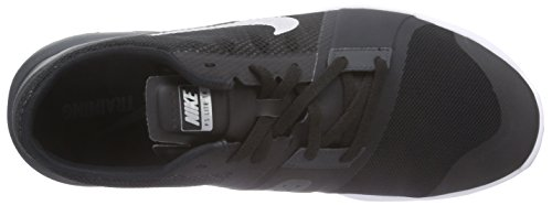 NIKE Mens FS Lite Trainer 3 Training Shoe Black/Anthracite/White/Metallic Silver 0RlhHSgc