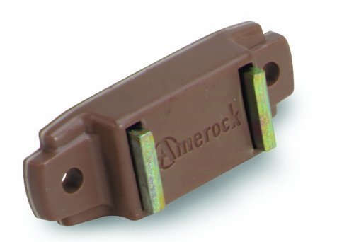 Amerock BP97653PT Magnetic Catch for Full Inset Doors, Plastic Tan by Amerock by Amerock