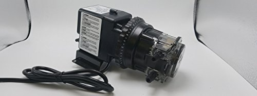 45M5 Stenner Pump - 2.5 to 50.0 gpd adjustable head. Rated at 25 psi. (Pump Head and Motor ()