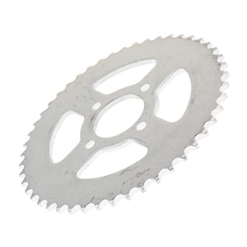 Baosity Go Kart Steel Plate Sprocket 48 Teeth Wheel 420 Chain