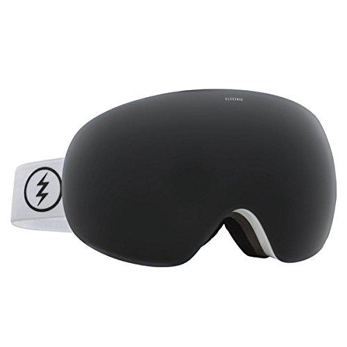 - Electric Visual EG3 Gloss White/Jet Black Snow Goggle