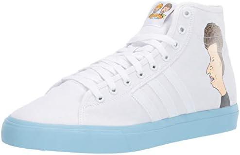 Fashion Adidas Skateboarding Matchcourt RX Footwear White